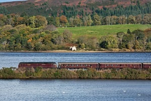 Railways: Royal Scotsman train