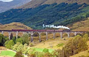 Railways: Glenfinnan viaduct