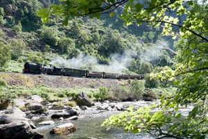 Railways: Welsh Highland Line