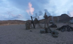 Deaths of marines in Nevada prompt Pentagon to ban 60mm