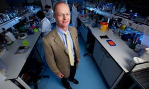 Doug Turnbull, director of the Wellcome Trust centre for mitochondrial research at Newcastle Uni