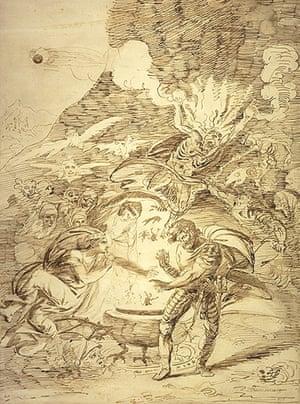 Witches: Alexander Runciman