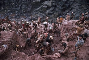 Business and Human Rights: Serra Pelada Gold Mine In Brazil's Para State