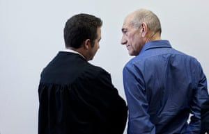 Business and Human Rights: Olmert Is Sentenced In Corruption Case