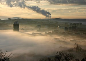 Business and Human Rights: Inversion Smog In Northern Bohemia