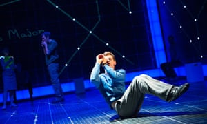 The Curious Incident of the Dog in the Night-Time stage production