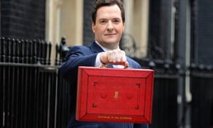 UK Unveils Budget 2013