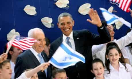 Obama visit to Israel