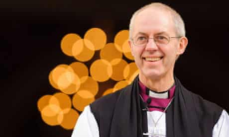 Justin Welby is to be enthroned as the archbishop of Canterbury