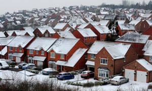 Chancellor George Osborne says he agrees with the need to build more homes.