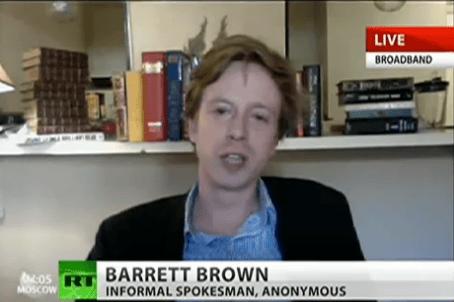 Barrett Brown