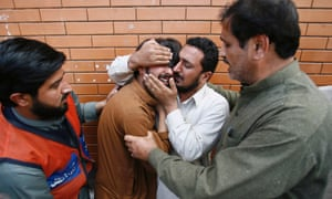 bomb attack in Jalozai camp in pakistan