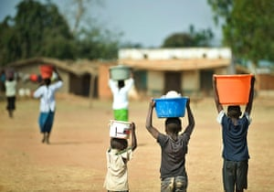 IJDC: Lilongwe in Malawi