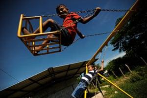 IJDC: Plan UK's Disaster training in El Salvador