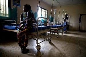 IJDC: Children's intensive care ward