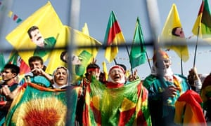 Kurds celebrate new year