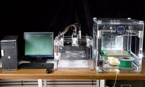 3D printing human organs - but where's the money for it