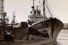 """Hull fish """"Alan Johnson"""" trawlermen """"cod wars"""""""
