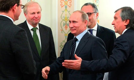 Rosneft deal