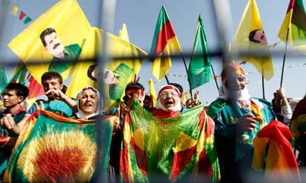 PKK Ocalan declared a ceasefire with Turkey