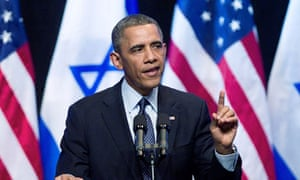 President Obama's Offical Visit To Israel