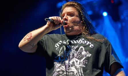 Cannibal Corpse death metal