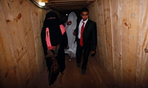 palestinian smuggling tunnels