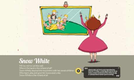 The Singaporean Fairytale - Snow White fertility tale