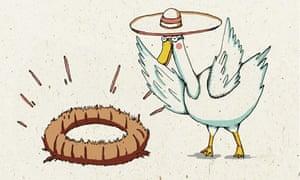 The Singaporean Fairytale - Golden Goose fertility tale