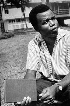 Chinua Achebe gallery: Chinua Achebe