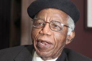 Chinua Achebe gallery: Chinua Achebe, Nigerian, 2010
