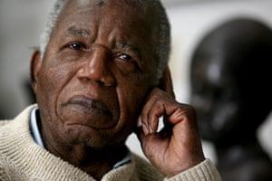 Chinua Achebe gallery: Chinua Achebe 2008