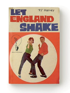 Record book covers: Let England Shake