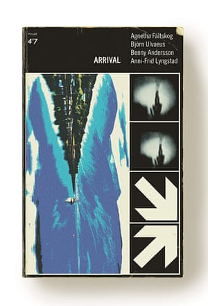 Record book covers: Arrival