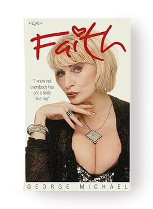 Record book covers: Faith