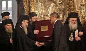 Barack Obama in Bethlehem