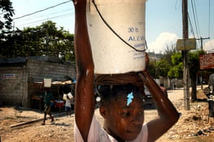 Modern slavery: Haitian street children and restaveks