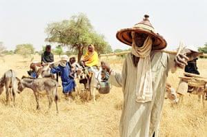 Modern slavery: slaves in Niger