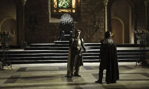 throne room in Game of Thrones
