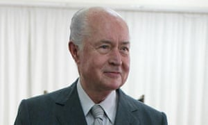 George Vassiliou, President of Cyprus