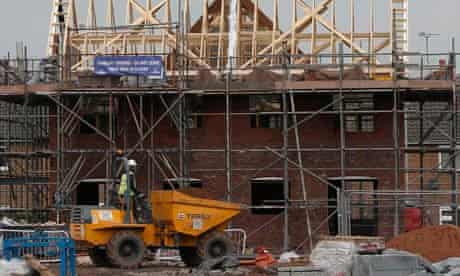 House building chester