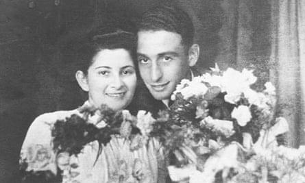 Max Mannheimer and his wife Eva in 1942