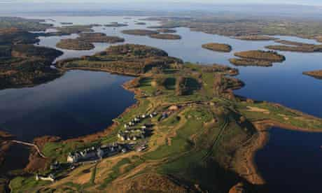 Lough Erne golf resort, where the G8 summit will be held in June