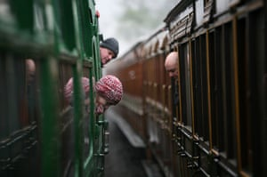 24 hours: Bluebell Railway