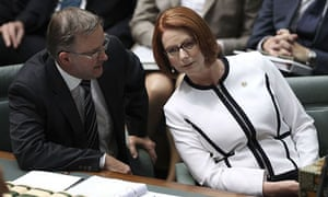 Anthony Albanese is one of the changes to Julia Gillard's cabinet