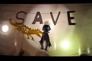 WWF Earth Hour: Malaysia - Earth Hour 2013