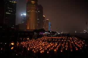 WWF Earth Hour: Blowing out the most number of candles simultaneously