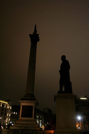 WWF Earth Hour: 'Earth Hour' Celebration In London