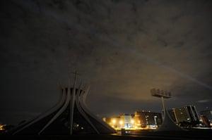 WWF Earth Hour: Earth Hour in Brasilia