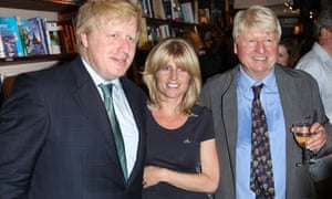 Stanley Johnson Book Launch Party